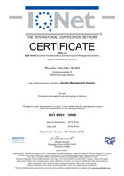 certificate english IQNet_QM08