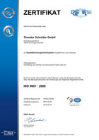 zertifikat deutsch QM08